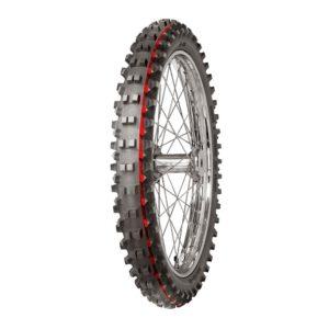 Mitas tyres C19 front red