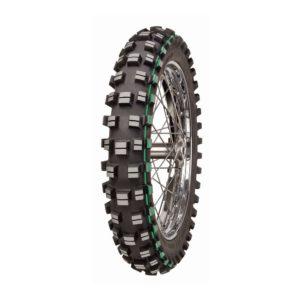 Mitas tyres XT 754 rear green