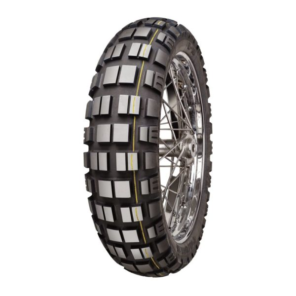 Mitas tyre E10 rear