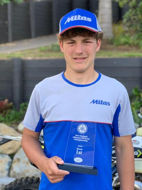 Ethan Jamieson 2020 NZ Extreme Bronze Champ
